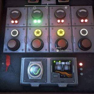 We Happy Few Mastermind Button Puzzle Guide