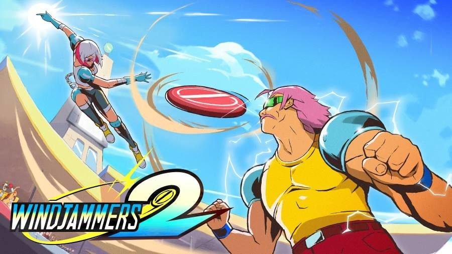 Windjammers 2 - Gamers Heroes