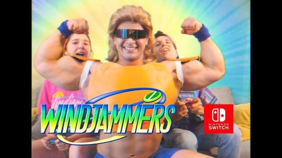 Windjammers Nintendo Switch - Gamers Heroes