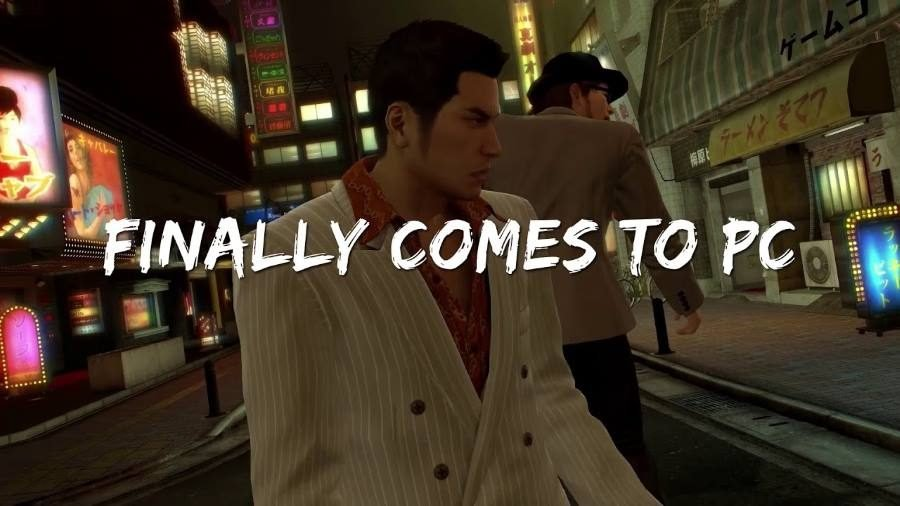 Yakuza 0 PC - Gamers Heroes