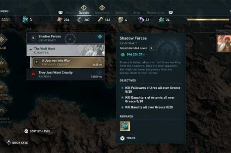 Assassin's Creed Odyssey Contract Guide