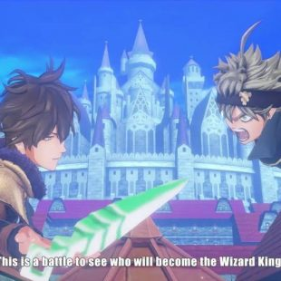 Black Clover: Quartet Knights Now Available Stateside