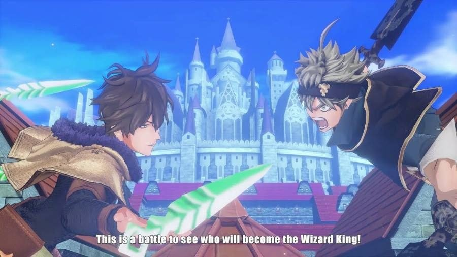 Black Clover Quartet Knights - Gamers Heroes