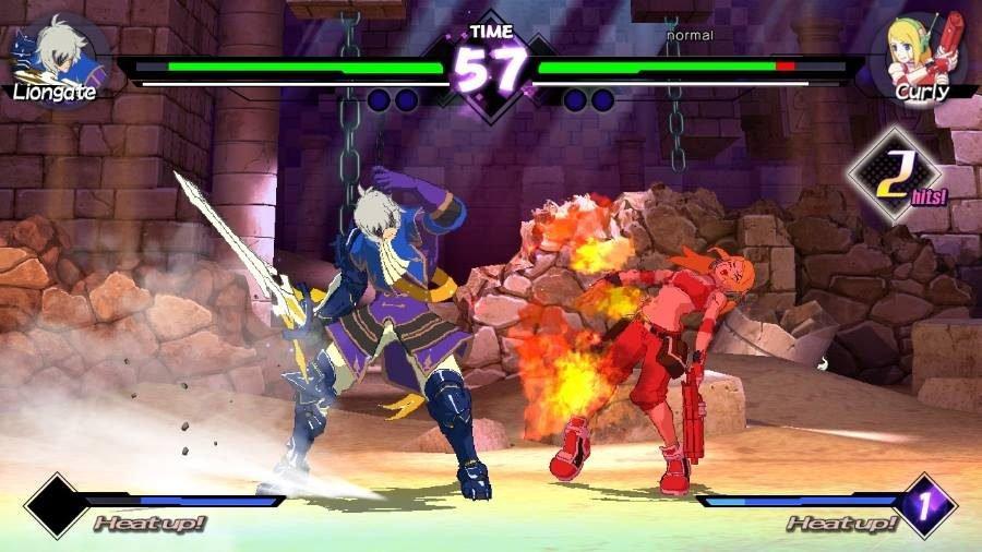 Blade Strangers - Gamers Heroes