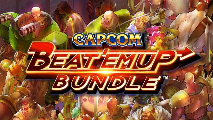 Capcom Beat 'em Up Bundle - Gamers Heroes