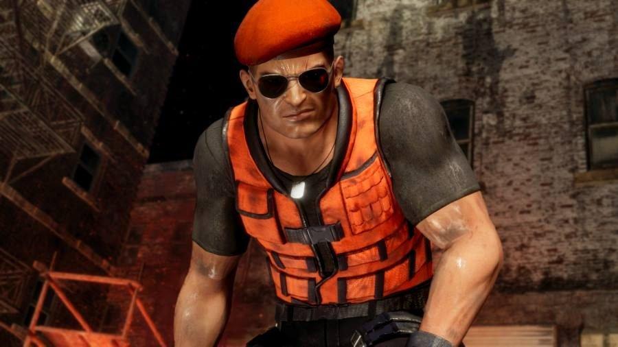 Dead or Alive 6 Bayman - Gamers Heroes