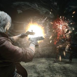 Devil May Cry 5 Gets New Dante Trailer