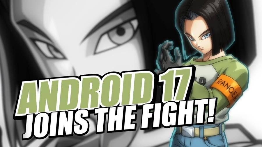 Dragon Ball FighterZ Android 17 - Gamers Heroes