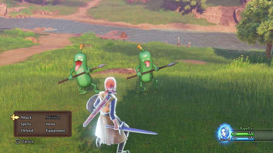 Dragon Quest 11 Review