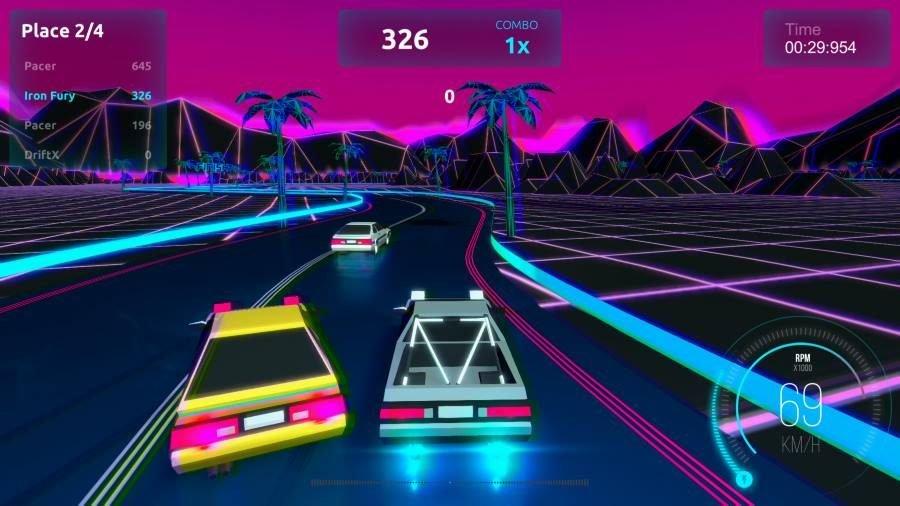 Driftpunk Racer - Gamers Heroes