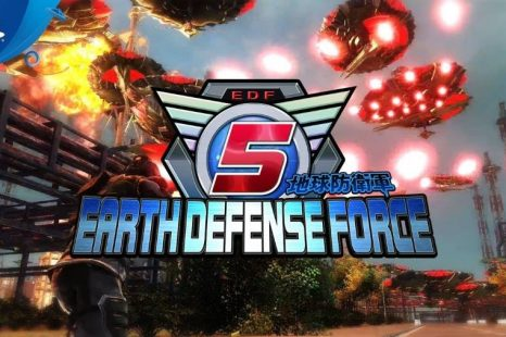 Earth Defense Force 5 Arriving Stateside December 11
