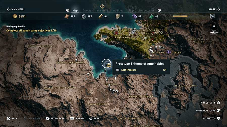 Assassin S Creed Odyssey Ship Cosmetics Guide Gamersheroes