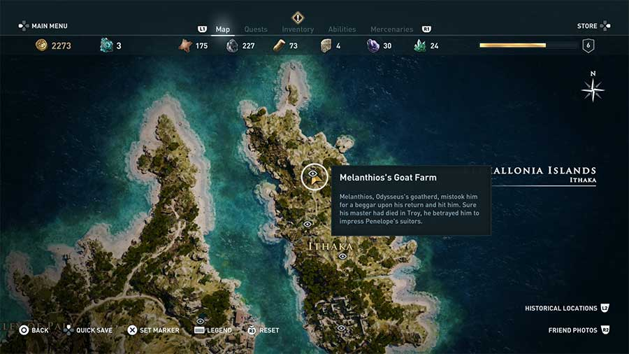 Assassin's Creed Odyssey Ainigmata Ostrakas Documents Guide
