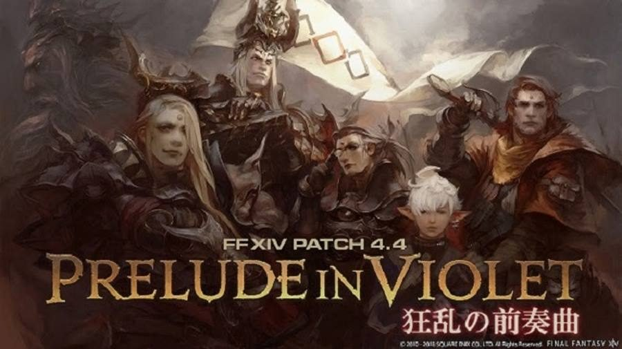 Final Fantasy XIV Patch 4.4 - Gamers Heroes