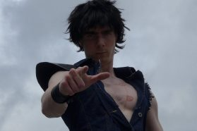 Cosplay Wednesday – Fist of the North Star's Kenshiro