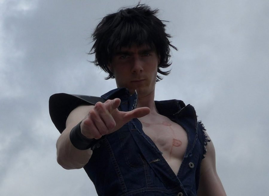 Fist of the North Star Kenshiro Cosplay - Gamers Heroes