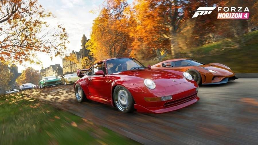 Forza Horizon 4 - Gamers Heroes