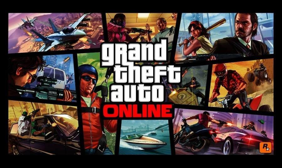 GTA Online - Gamers Heroes