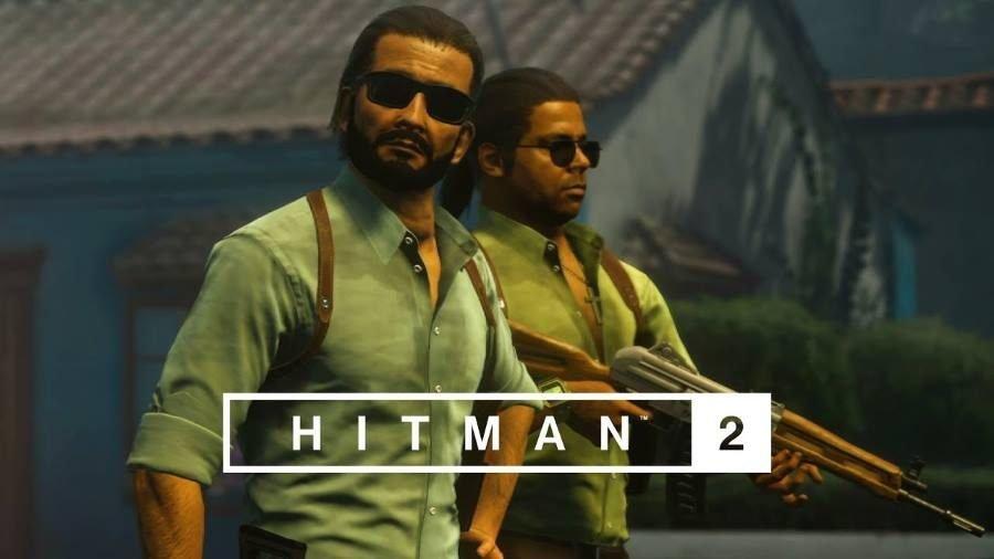 HITMAN 2 Santa Fortuna - Gamers Heroes