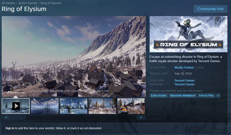 How To Download Ring of Elysium EU