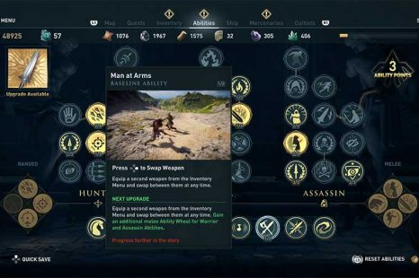 How To Equip Two Weapons In Assassin's Creed Odyssey