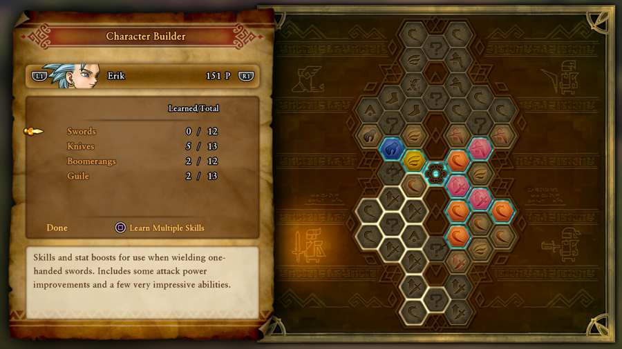 How To Respec In Dragon Quest XI