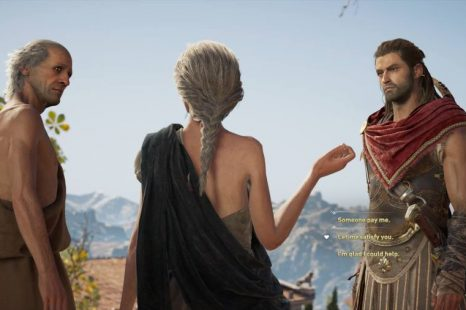 How To Romance Auxesia In Assassin's Creed Odyssey