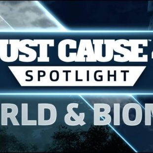 Just Cause 4 Gets Spotlight Video Showcasing Gameplay