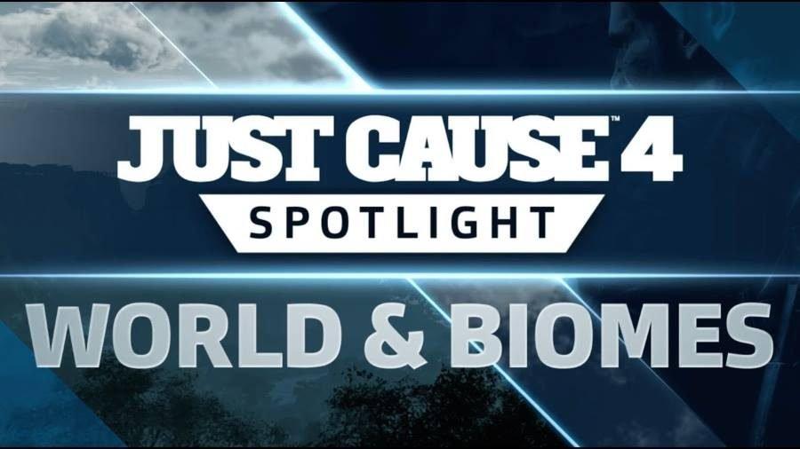 Just Cause 4 Spotlight - Gamers Heroes