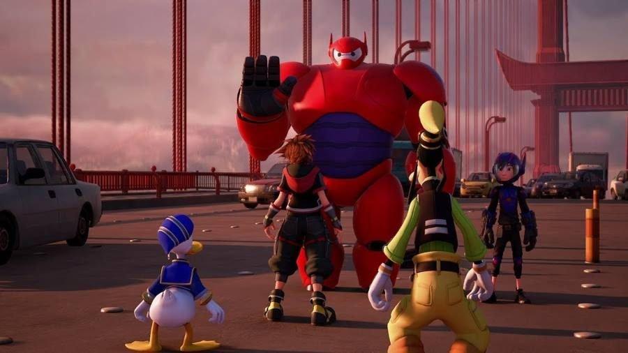 Kingdom Hearts III Big Hero 6 - Gamers Heroes