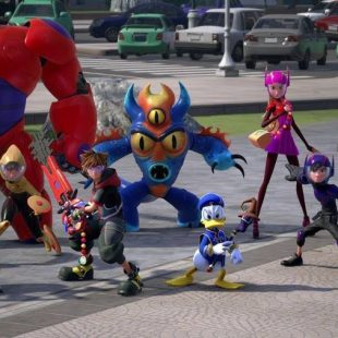 Kingdom Hearts III Opening Theme to Feature Skrillex and Hikaru Utada