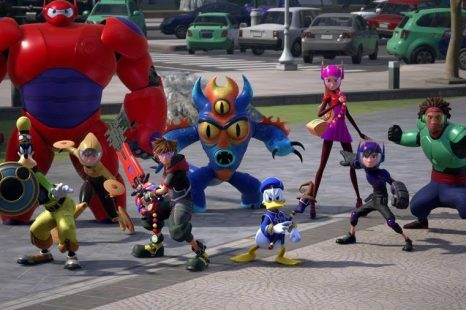Kingdom Hearts III Opening Theme to Feature Skrillex and Hikaru Utada