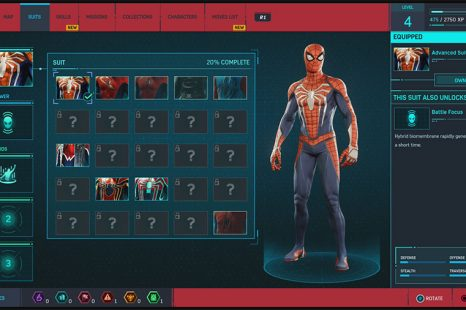 Marvel's Spider-Man Suit Unlock Guide