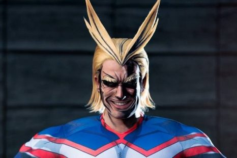 Cosplay Wednesday – My Hero Academia's All Might