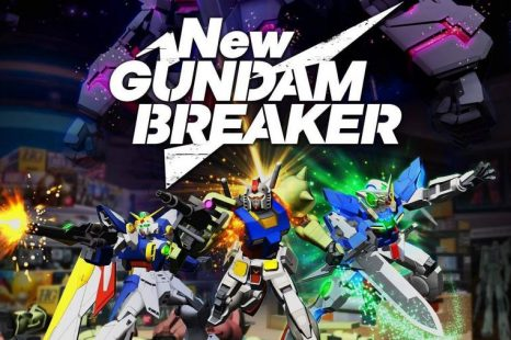 NEW GUNDAM BREAKER Now Available on Steam