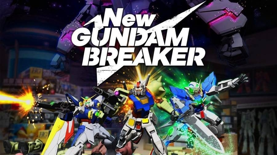 New Gundam Breaker - Gamers Heroes