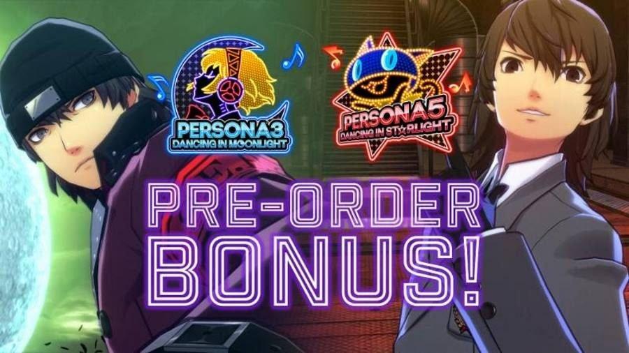 Persona Dancing Pre-Order Bonuses - Gamers Heroes