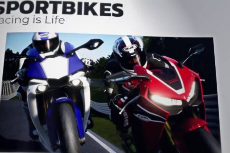RIDE 3 Gets Motorcycle Encyclopedia Trailer