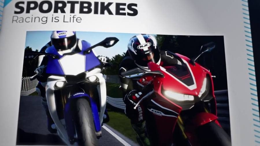 RIDE 3 Motorcycle Encyclopedia - Gamers Heroes