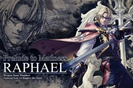 Raphael Sorel Coming to Soul Calibur VI