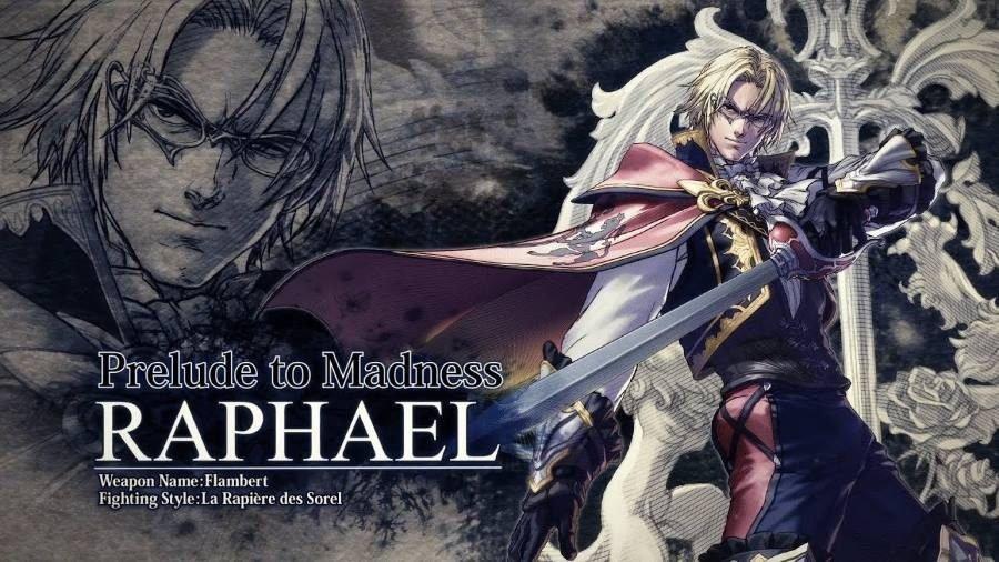 Raphael Soul Calibur VI - Gamers Heroes