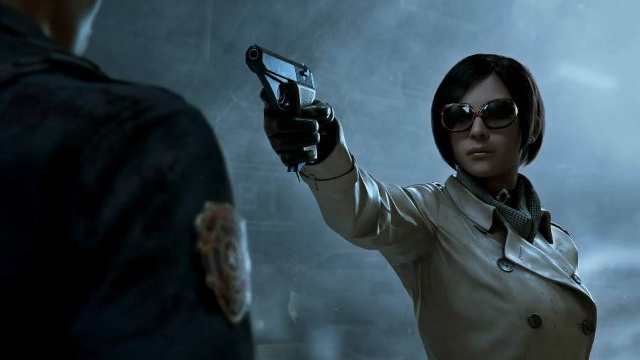 Resident Evil 2 Ada Wong - Gamers Heroes