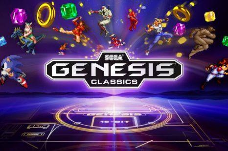 SEGA Genesis Classics Coming to Nintendo Switch