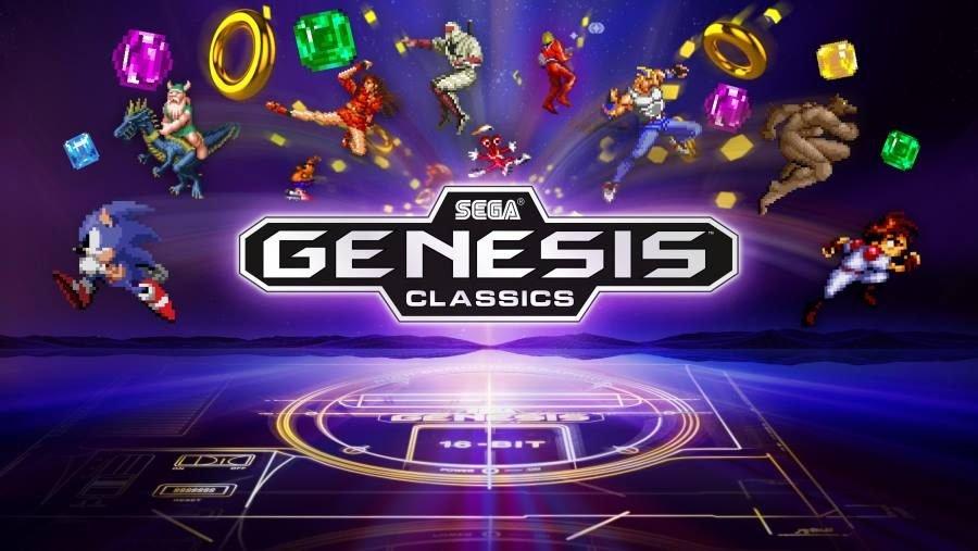 SEGA Genesis Classics - Gamers Heroes