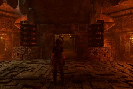 Shadow Of The Tomb Raider Fire Temple Puzzle Guide