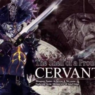 Cervantes Coming to Soul Calibur VI