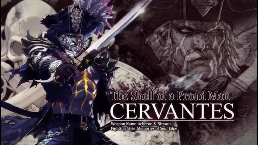 Soul Calibur VI Cervantes - Gamers Heroes