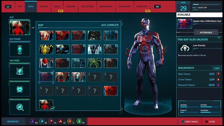 Spider-Man 2099 Black Suit