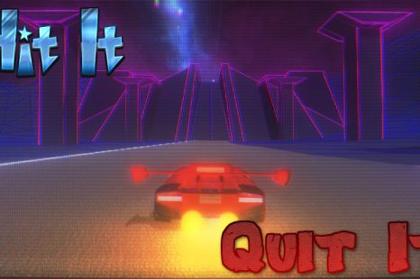 Hit It or Quit It – Synthwave Dream '85 Early Access