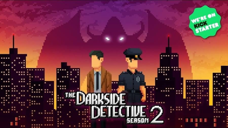 The Darkside Detective Season 2 - Gamers Heroes